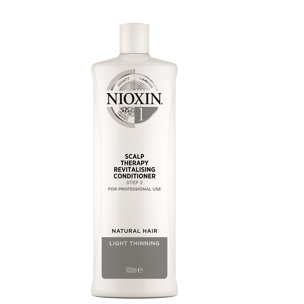 Nioxin System 1 Scalp Therapy Revitalising Conditioner 1000ml