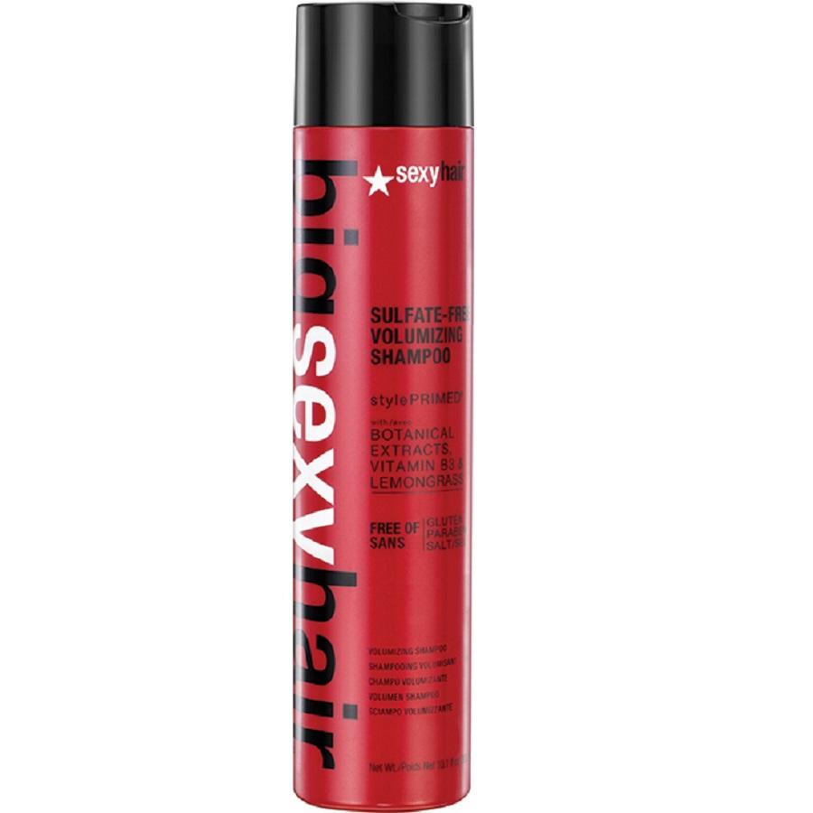 sexyhair BIG Sulfate-Free Volumizing Shampoo 300ml