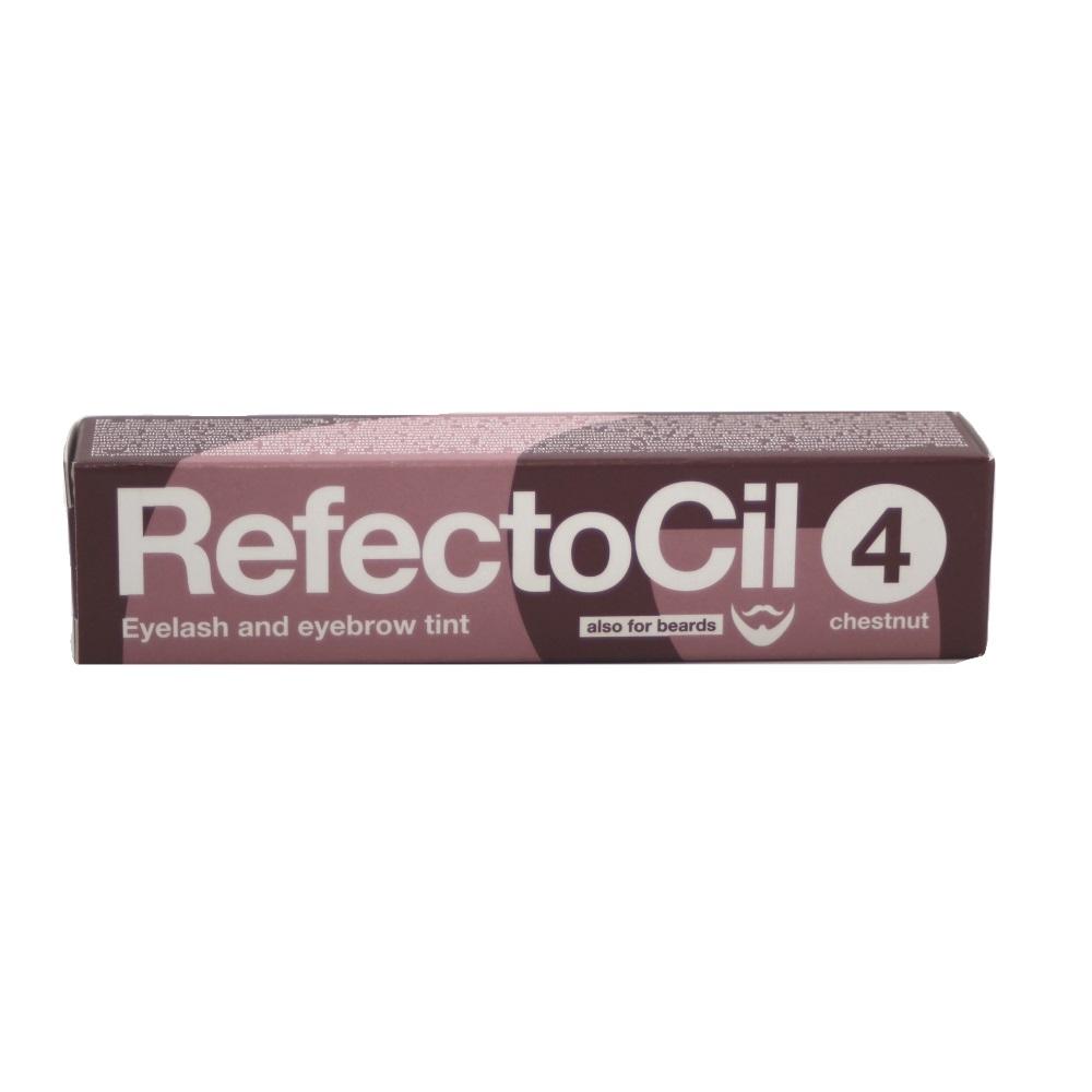 Refectocil Coloration Sourcils & Cils 15ml 4 Chatain