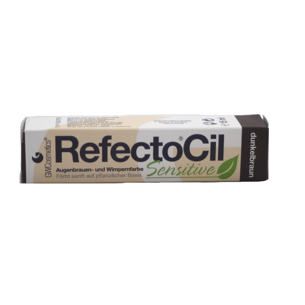 RefectoCil Sensitive  Sourcils & Cils  15ml  Marron foncé