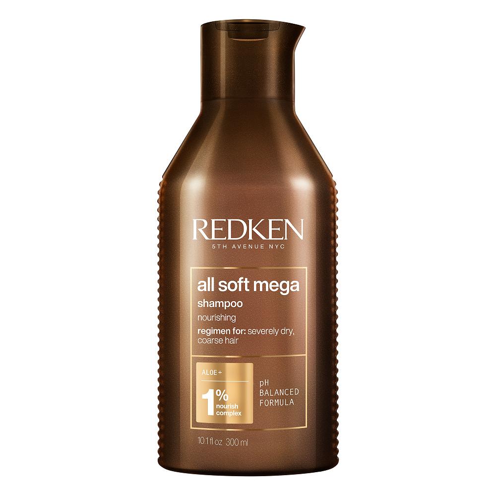 Redken All Soft Mega Shampoo 300ml