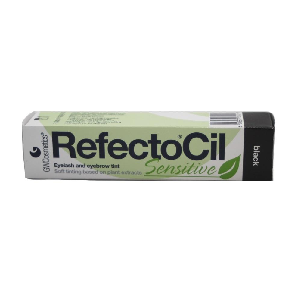 RefectoCil Sensitive  Sourcils & Cils  15ml  noire