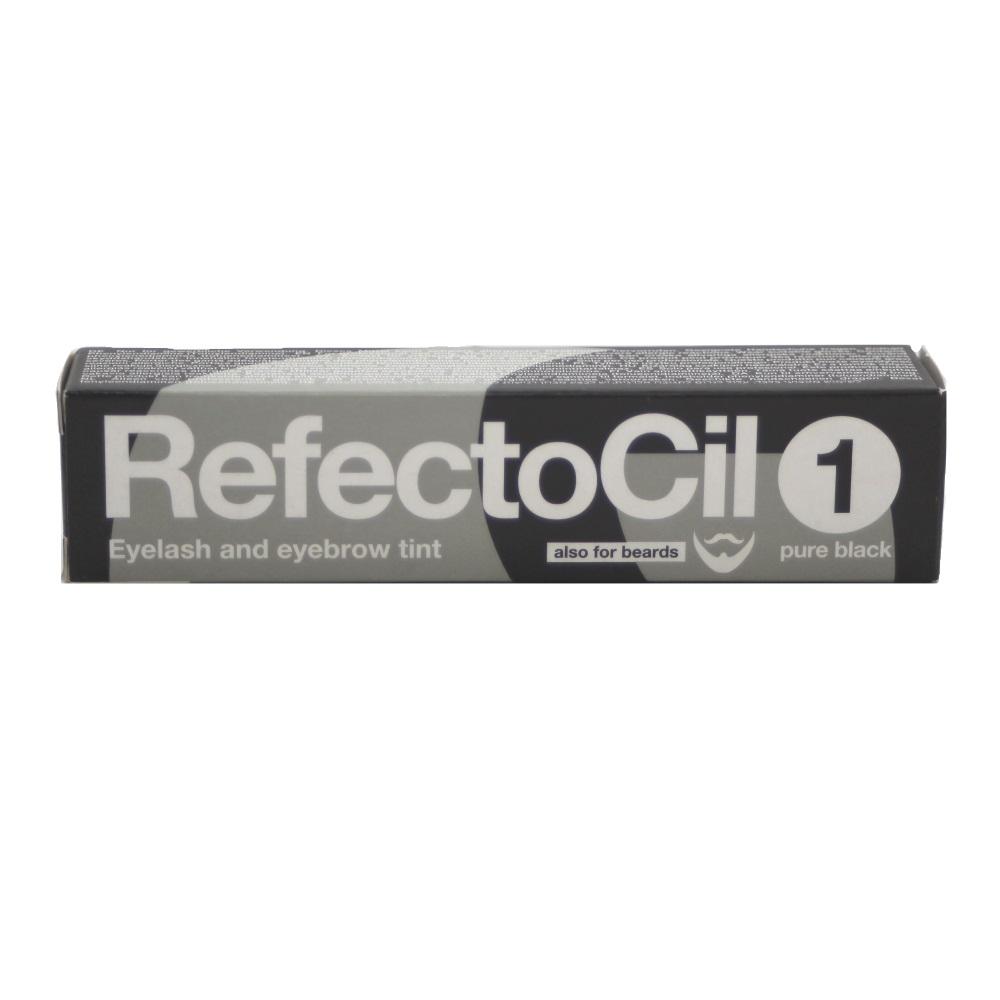 Refectocil Coloration Sourcils & Cils 15ml 1 Noir
