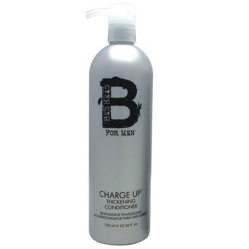 TIGI Bed Head For Men Charge Up Thickening conditionneur 750ml