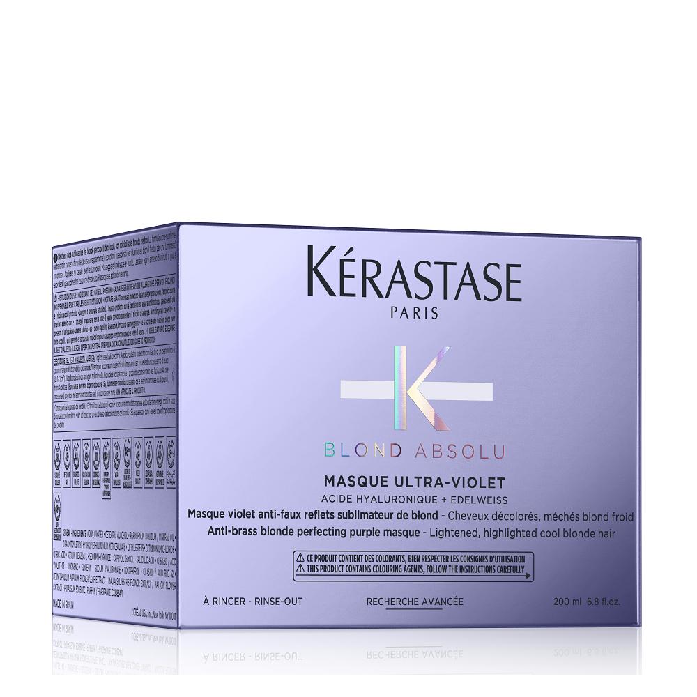 Kerastase Blond Absolu Masque Ultraviolet 500ml SALE