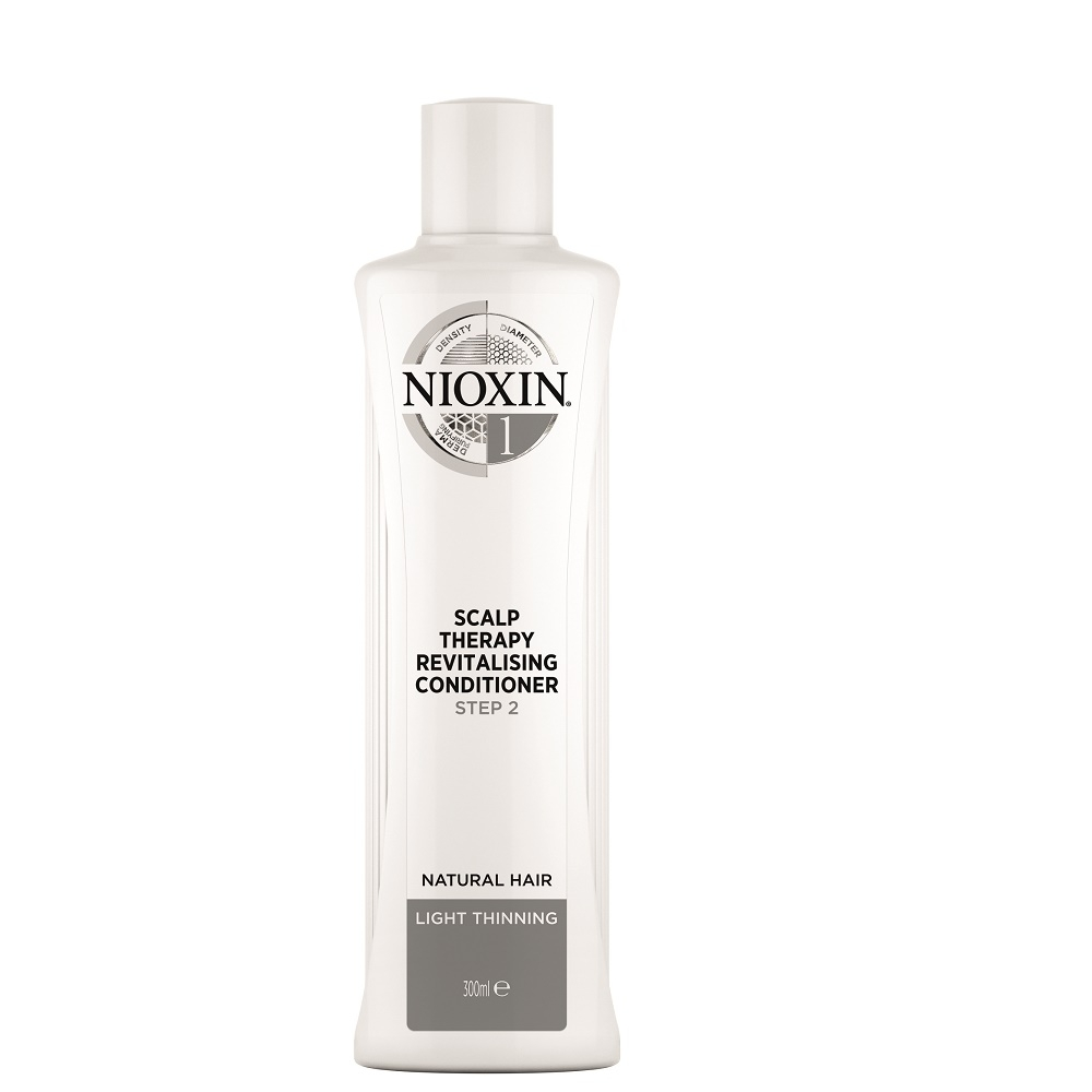 Nioxin System 1 Scalp Therapy Revitalising Conditioner 300ml