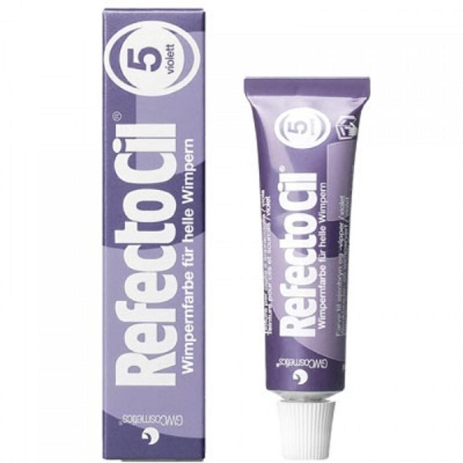 Refectocil Coloration Sourcils & Cils 15ml 5 violet