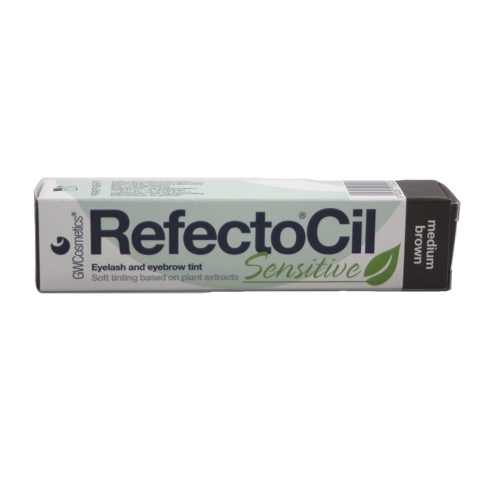 RefectoCil Sensitive  Sourcils & Cils  15ml  brun moyen
