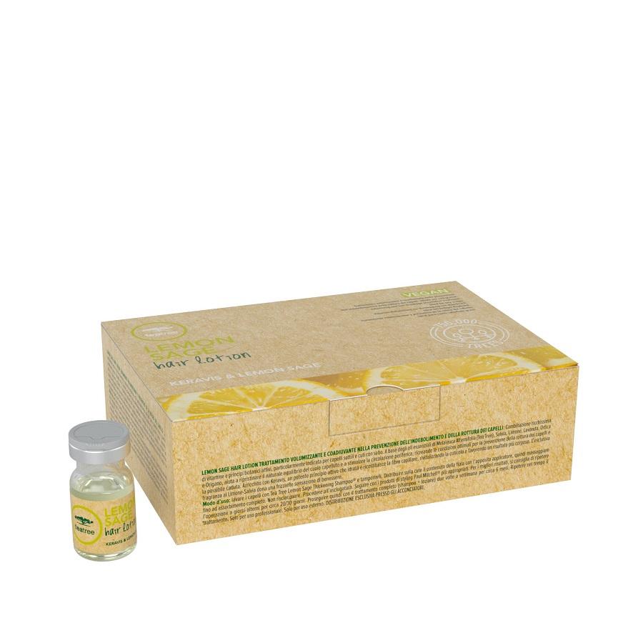 Paul Mitchell Lemon Sage Hair Lotion Keravis & Lemon Sage 12x6ml