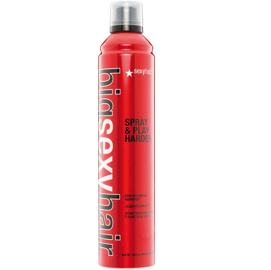 sexyhair big Spray&Play Harder fixatif 300ml