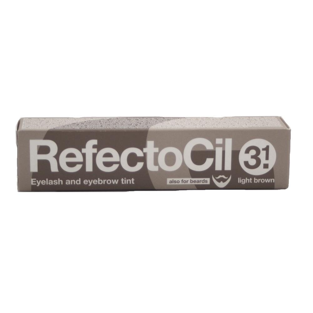 Refectocil Coloration Sourcils & Cils 15ml 3.1 brun clair