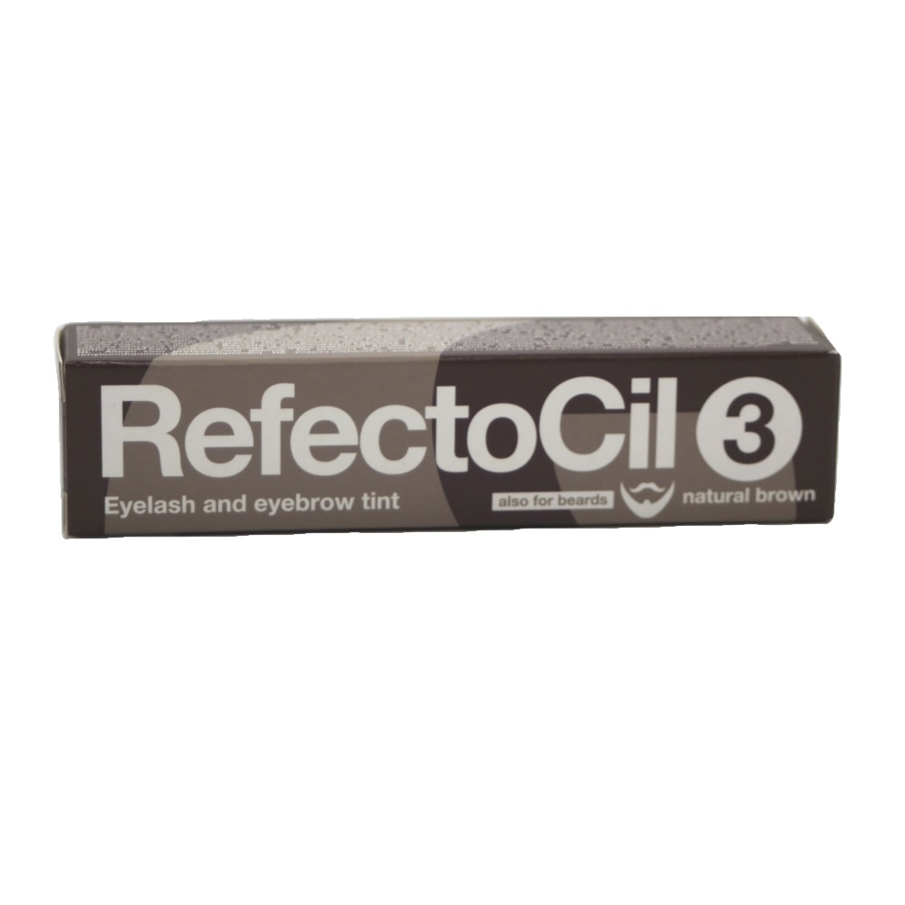 Refectocil Coloration Sourcils & Cils 15ml 3 brun naturel
