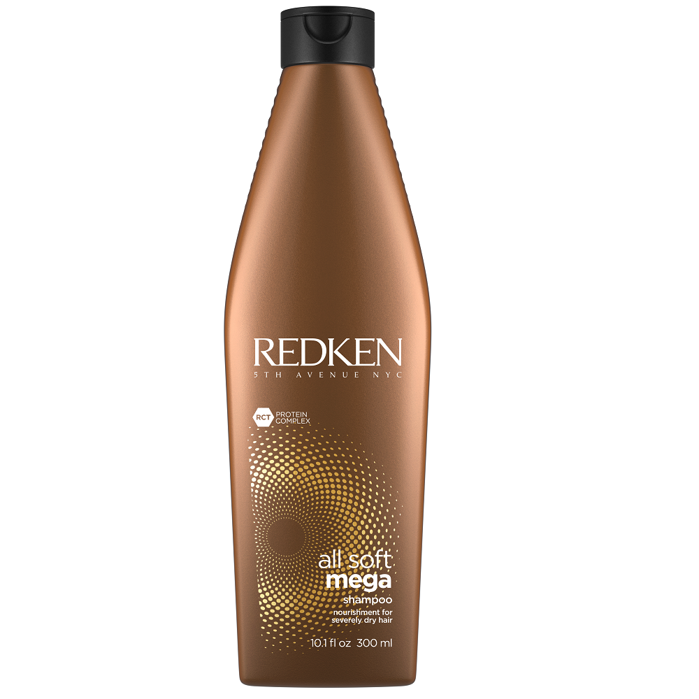 Redken All Soft Mega Shampoo 300ml SALE