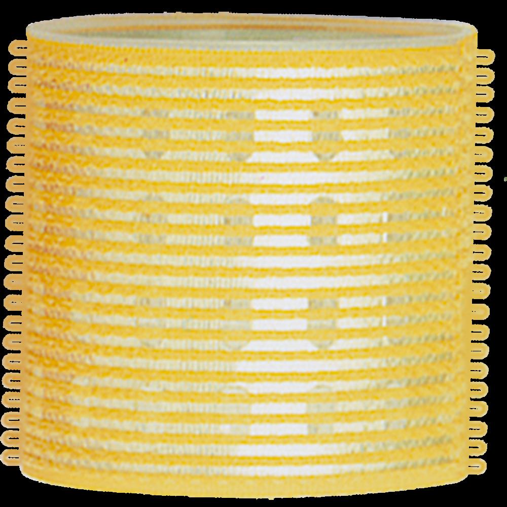 Firpac Thermo Magic Rollers Jaune 64 mm, 6 pièces par sachet
