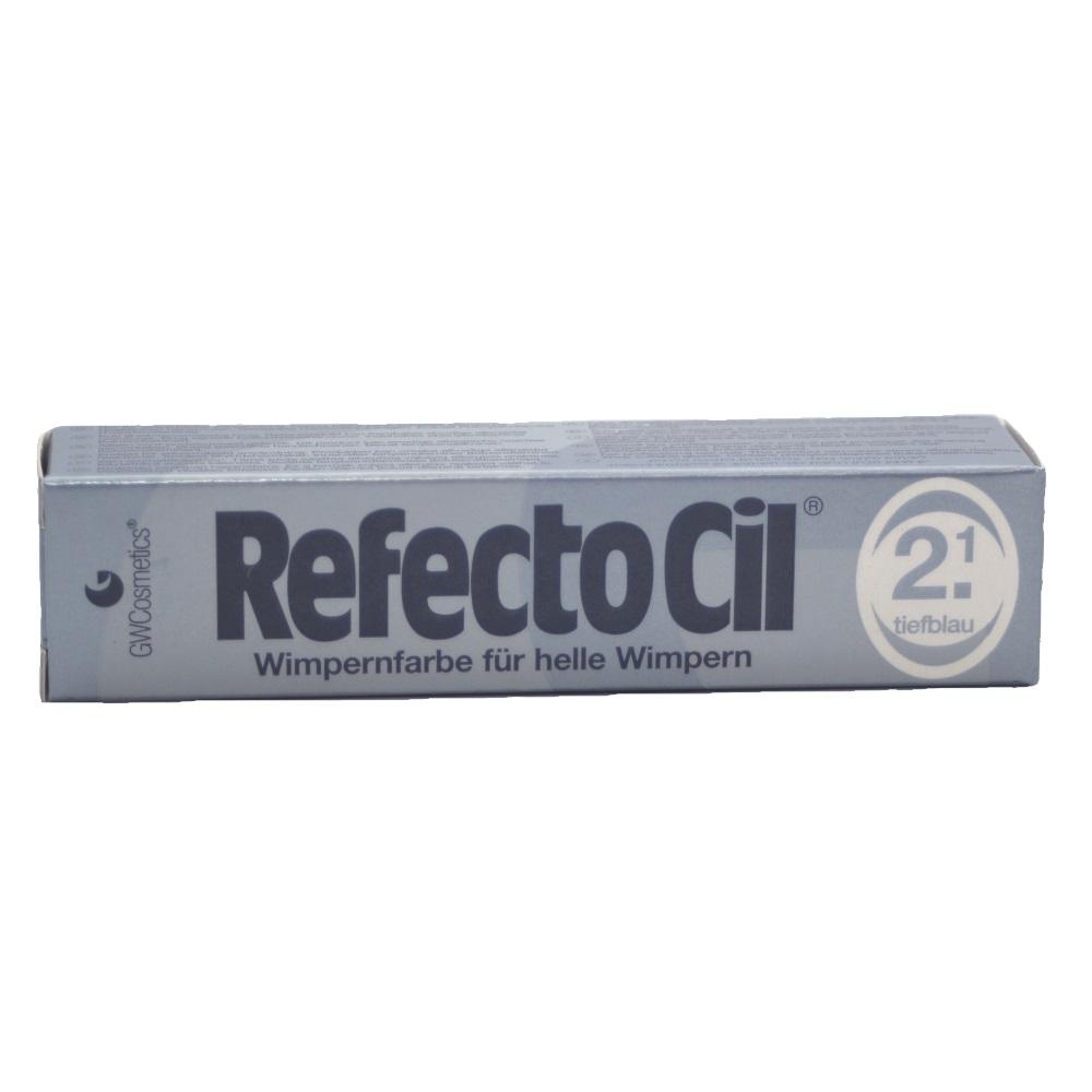 Refectocil Coloration Sourcils & Cils 15ml 2.1 Bleu Profond