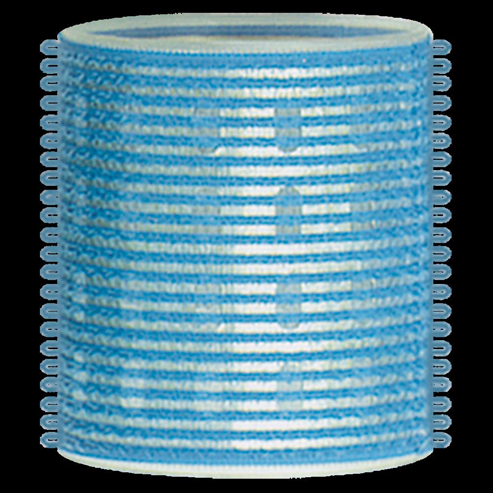 Firpac Thermo Magic Rollers Bleu clair 54 mm, 6 pièces par sachet