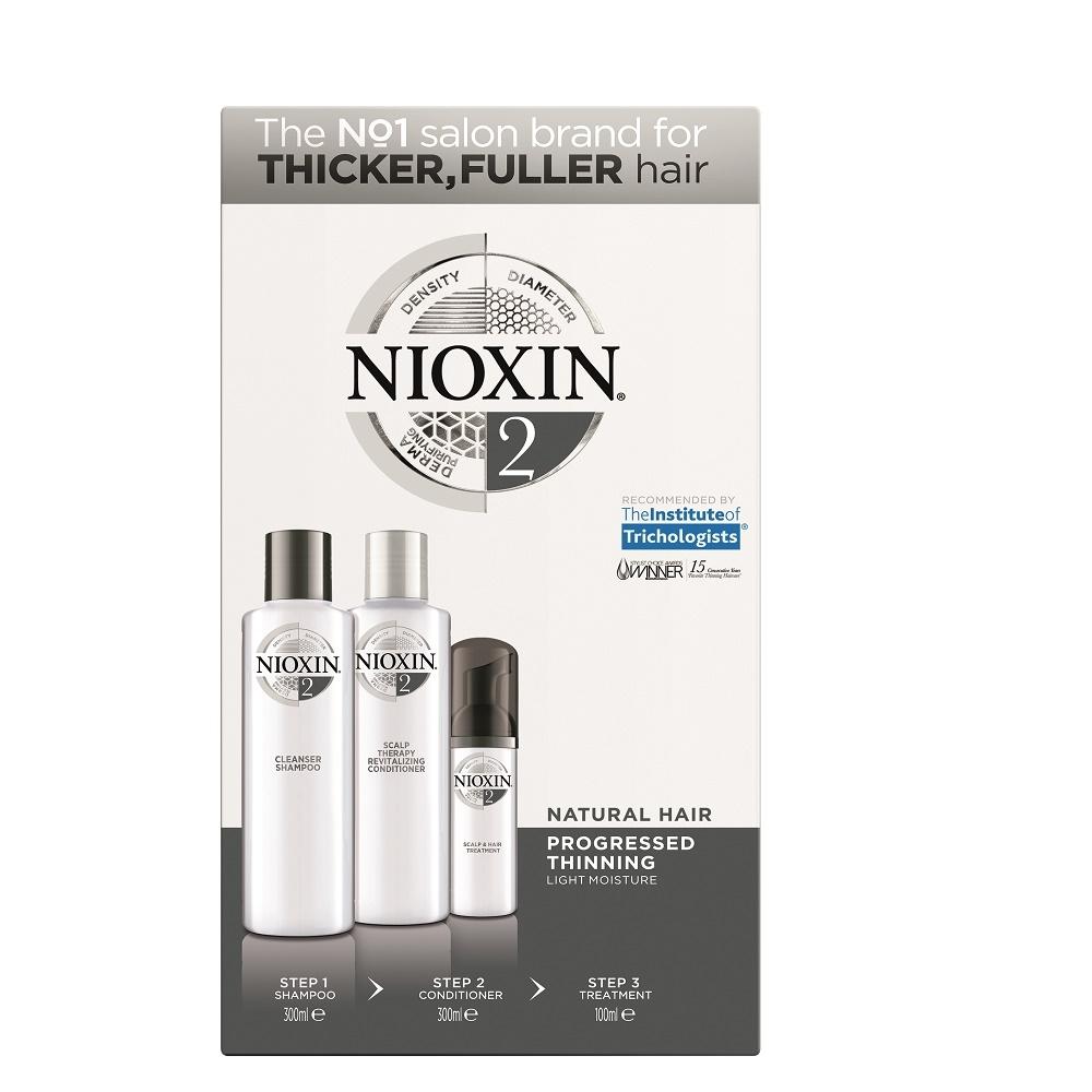 Nioxin 3-Stufen-System Starter-Set 2